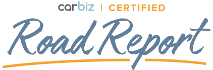CarBiz Certified Road Report Logo